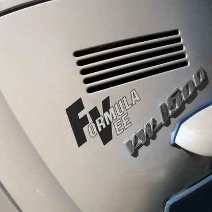 Formula Vee sticker