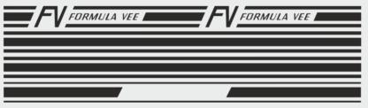 Formula Vee Stripe