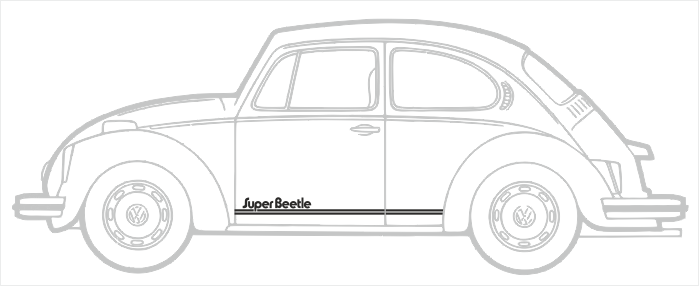 Super Beetle line